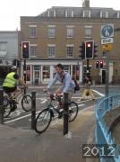 Regent Street crossing